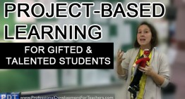 Project Based Learning for Gifted & Talented Students