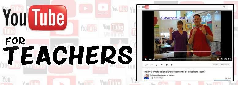YouTube For Teachers
